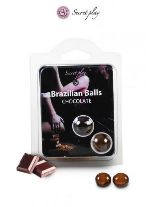 Boule Brésilienne chocolat...