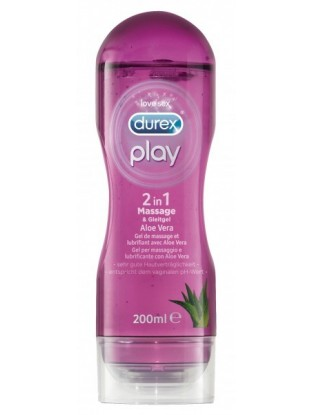 Durex Gel de Massage Play 2...