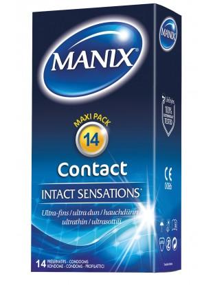 MANIX CONTACT BOITE/14